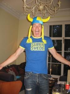Super Swede!